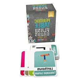 merka 118 Kids Periodic Table of Elements Flash Cards with B