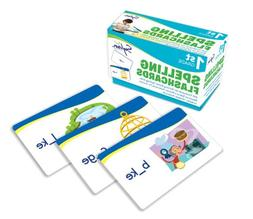 1st Grade Spelling Flashcards: 240 Flashcards for Building B