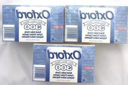 Oxford 3 x 5 White Ruled Index Cards 3 Packs x 300  40149