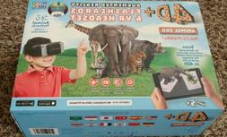 4D Reality Animal Flashcards & VR Headset. Tarjetas de Anima