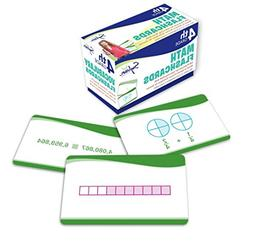 4th Grade Math Flashcards: 240 Flashcards for Improving Math