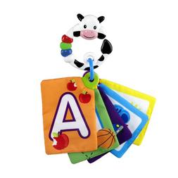 Baby Einstein Animal Discovery Traditional Flashcards, Cow