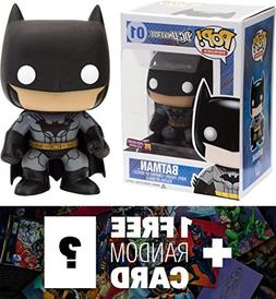 Batman - New 52 : Funko POP! x DC Universe Vinyl Figure + 1