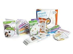 Brainy Baby Flash Cards, DVD, Book and CD 9 Subjects Learnin