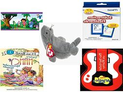 Children's Gift Bundle - Ages 3-5  - Mead Flashcards Subtrac