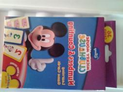 Disney's Mickey and Friends Preschool Flash Cards; Math Conc