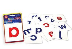 "Hygloss Products Cards, A-Z, Lower Case, 3"" x 3"" Size"