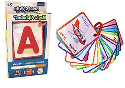 Ingenio Magic Alphabet Flash Cards