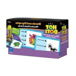Learning Resources 2783 Educational Insights Hot Dots Phonic