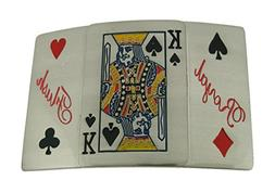 Letter Love Fashion Flash Cards Great Gambler King Queen Luc