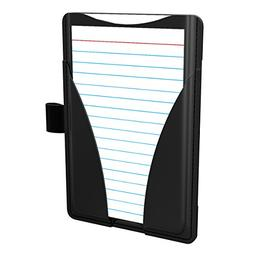 """Oxford At-Hand Note Card Case, 3"""" x 5"""" Size, Black, Includes"""