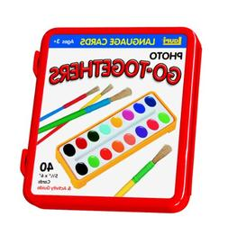 PlayMonster Lauri Photo Language Cards - Go-Togethers