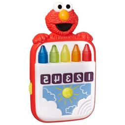 Playskool Sesame Street Steps To School Elmo's Count Along C