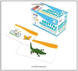 Pre-K Letters Flashcards: 240 Flashcards for Building Better