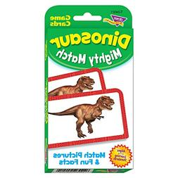 TREND enterprises, Inc. Dinosaur Mighty Match Challenge Card