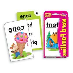 TREND enterprises, Inc. Word Families Pocket Flash Cards