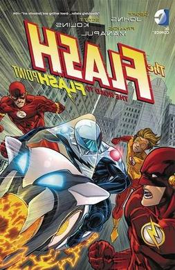 The Flash Vol. 2: The Road to Flashpoint )