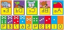 ARGUS ABC Fun Alphabet Line Zaner Bloser Bulletin Board Set