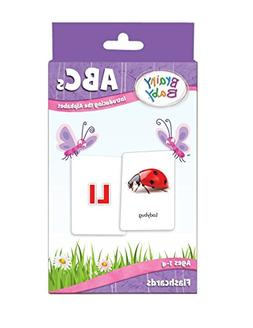 Brainy Baby ABCs and 123s Flashcard Set Deluxe Edition