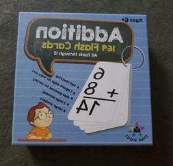 Addition Flash Cards 0-12 Star Right 169 Pieces Large Number