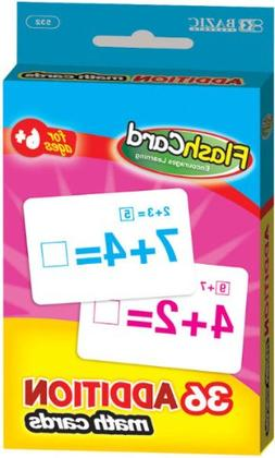 BAZIC Addition Flash Cards