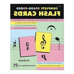 alfred flash cards music theory and ear