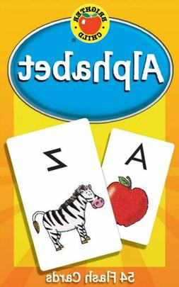 Alphabet by Carson Dellosa Publishing Staff 2006, Cards,Flas