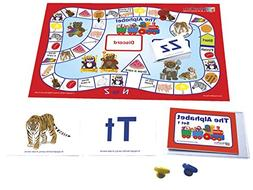 Alphabet Learning Center  - Gameboard, Illustrated Game Card