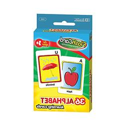 BAZIC Alphabet Preschool Flash Cards