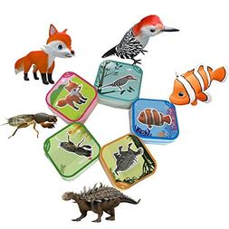 AR Animals Big Package Educational Cards-Augmented Reality F