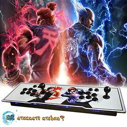 XFUNY Arcade Game Console 1080P 3D & 2D Games 2020 in 1 Pand
