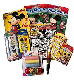 Arts and Crafts, Party Favors, Games For Kid's; Fun With Mic