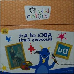 Baby Einstein: ABCs of Art Discovery Cards