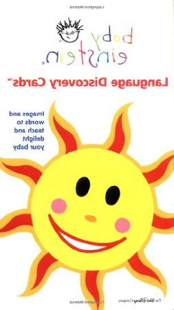 Baby Einstein: Language Discovery Cards - Images and Words t