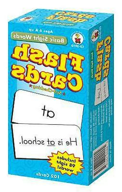 Basic Sight Words Flash Cards, Grades 1 - 3 - Carson-Dellosa
