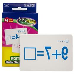 Bazic Products 532-24 Addition Flash Cards 36 Count
