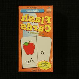 Carson Dellosa Alphabet ABC Flash Cards Set CD 3907 Self Che