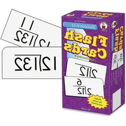 Carson-Dellosa Grades 3-5 Division 0-12 Flash Cards CD-3929