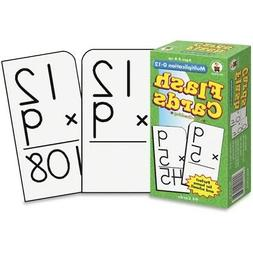 Carson-Dellosa Grades 3-5 Multiplicatn 0-12 Flash Card Set C