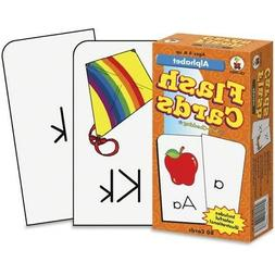 Carson-Dellosa PreK-Grade 1 Alphabet Flash Cards Set CD3907