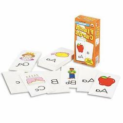 Carson-dellosa Publishing Flash Cards, Alphabet, 3w x 6h, 80