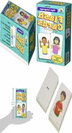 Carson-Dellosa Publishing Sign Language Flash Cards