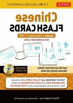 Chinese Flash Cards Kit Volume 1: Characters 1-, Yunkin..