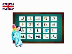 Chores and Household Duties Flashcards in English - Vocabula