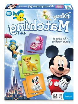 Disney Classic Characters Matching Game Best Game Toy For Ki