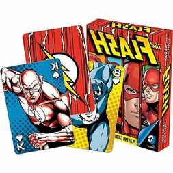 DC Comics - FLASH playing cards brand new sealed