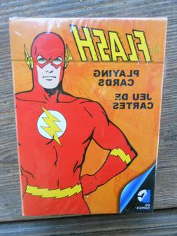 DC Comics- Retro THE FLASH Playing Cards Deck