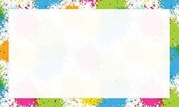 "Debra Dale Designs - 200 Unruled 3"" X 5"" Index Cards Paint S"