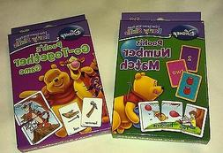 Disney Pooh & Friends Early Skills Word Number Learn Flash C
