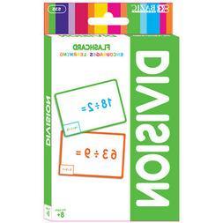 BAZIC Division Flash Cards